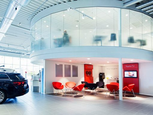 Lexus og Toyota i Tønsberg